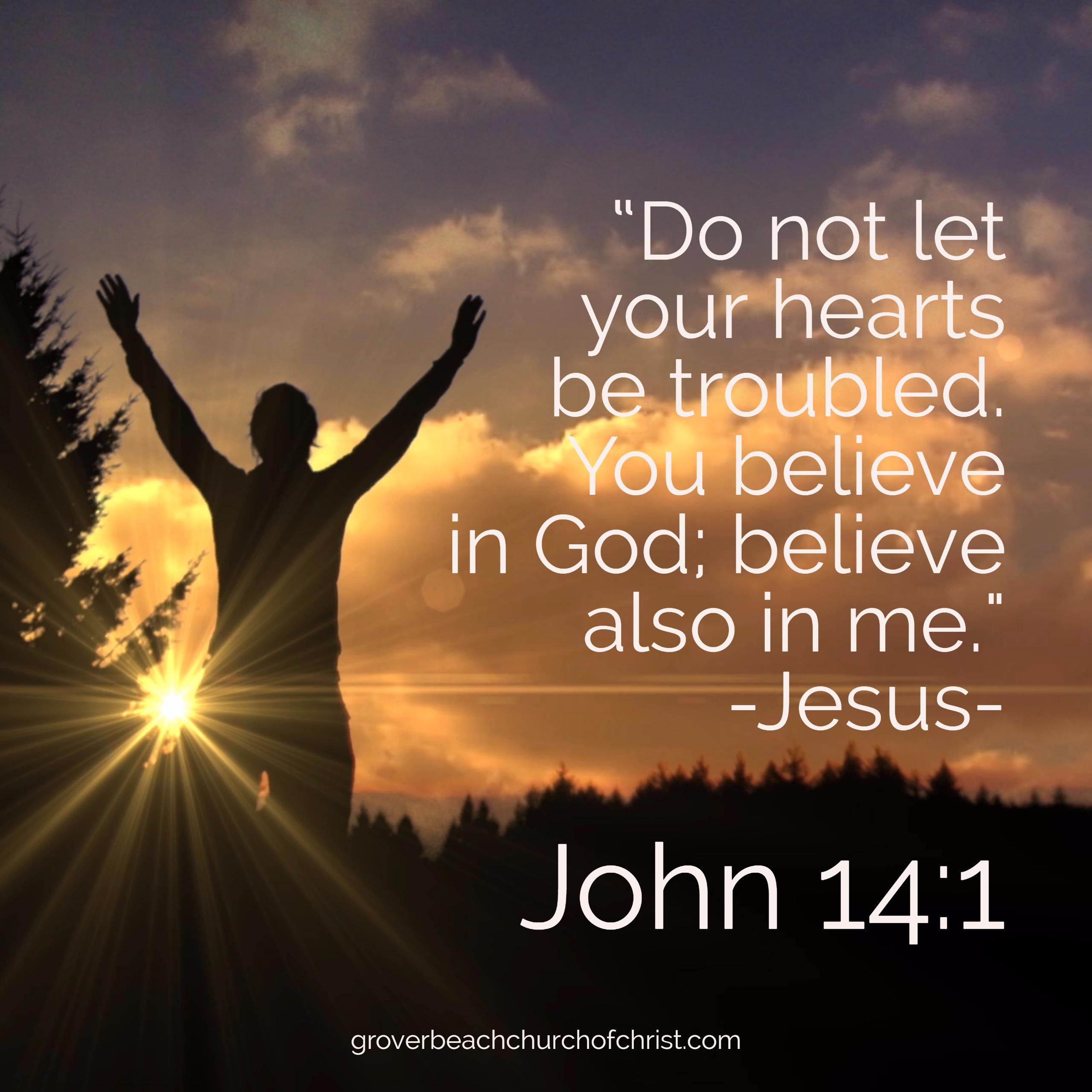Luke 14:1 Do not let
