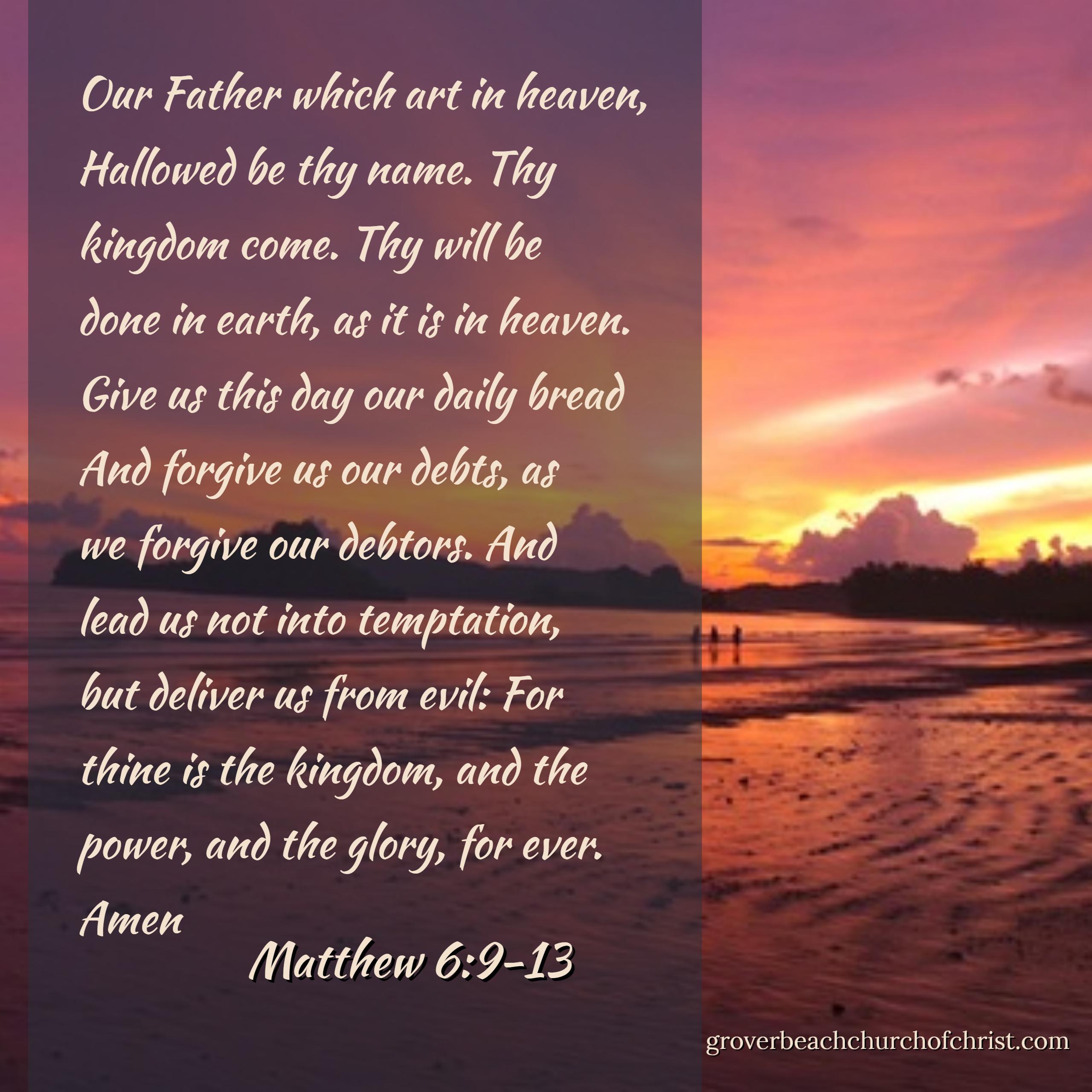 matthew-6:9-13-the-lords-prayer