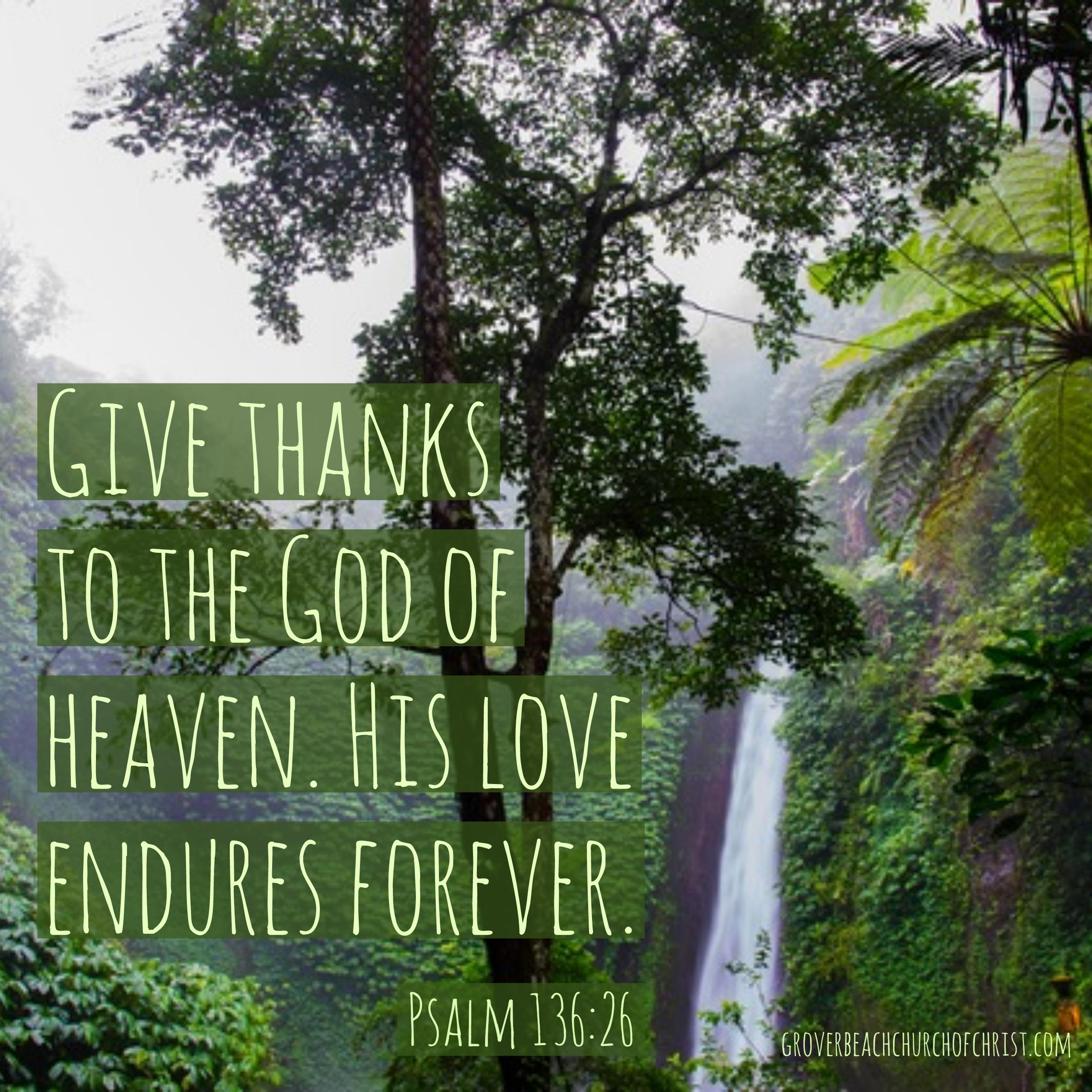 psalm-136-26-give-thanks-to-the-god-of-heaven
